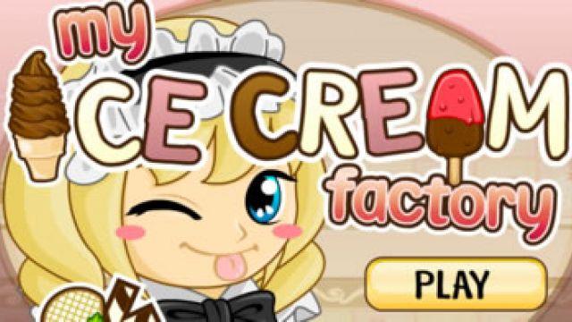 My Ice Cream Factory - Fabricando sorvetes