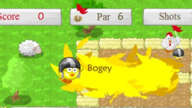 O Pintinho Golfista